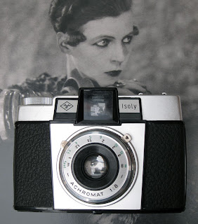 Agfa Isoly. Photograph by Tim Irving