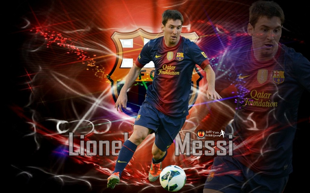 Lionel Messi HD Wallpapers 2013-2014