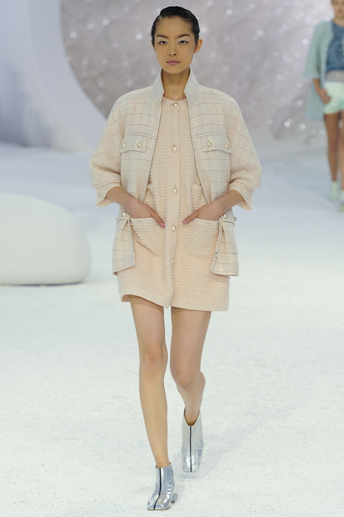 Chanel Spring/Summer 2012 RTW collection