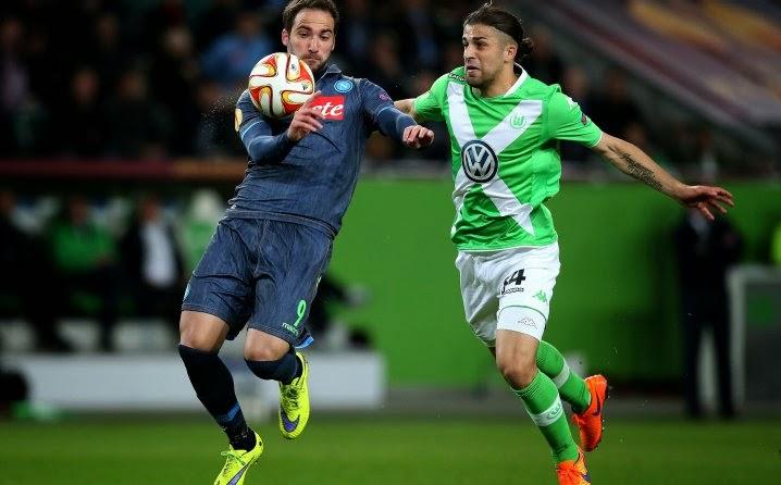 Soi kèo cá cược Napoli vs Wolfsburg