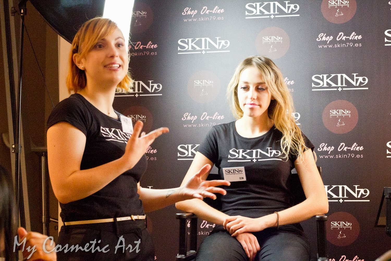 Skin79 BB Como aplicar una BB Cream