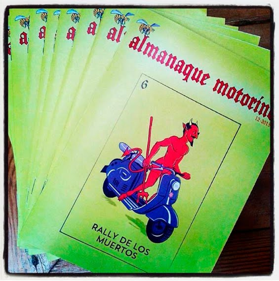 Almanaque Motorino #6