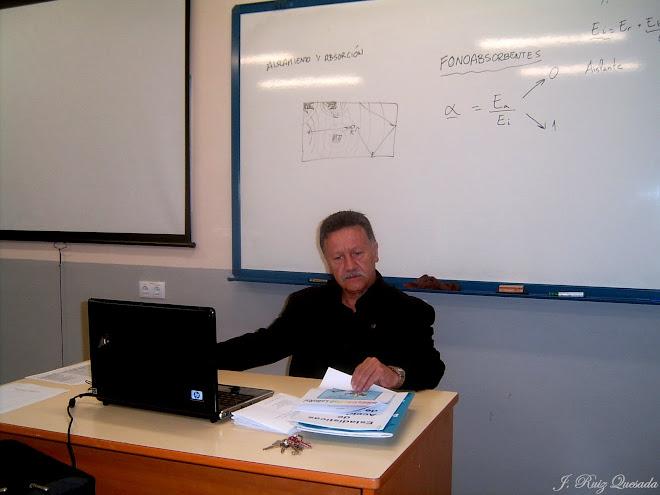 Clase de Tecnología del IES los Cerros