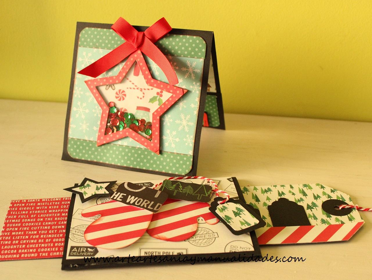 estos modelo son para el taller en copymat de rub with tarjetas de navidad manuales