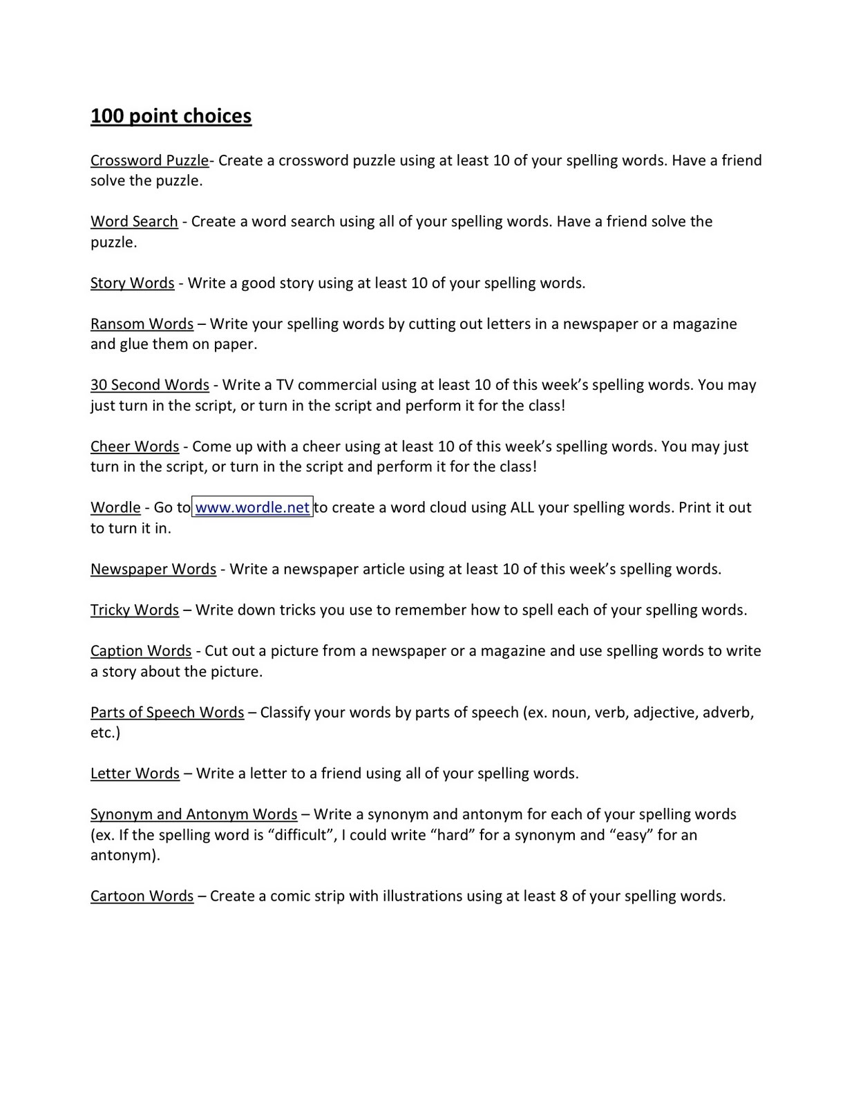 Worksheet Fifth Grade Homework creative spelling homework tales of a fifth grade teacher was inspired to revamp it after seeing this post on the organized classroom blog heres freebie if you are interested how does e