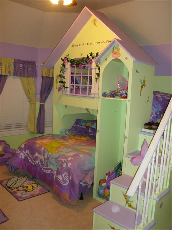 Choosing The Kids Bedroom Furniture