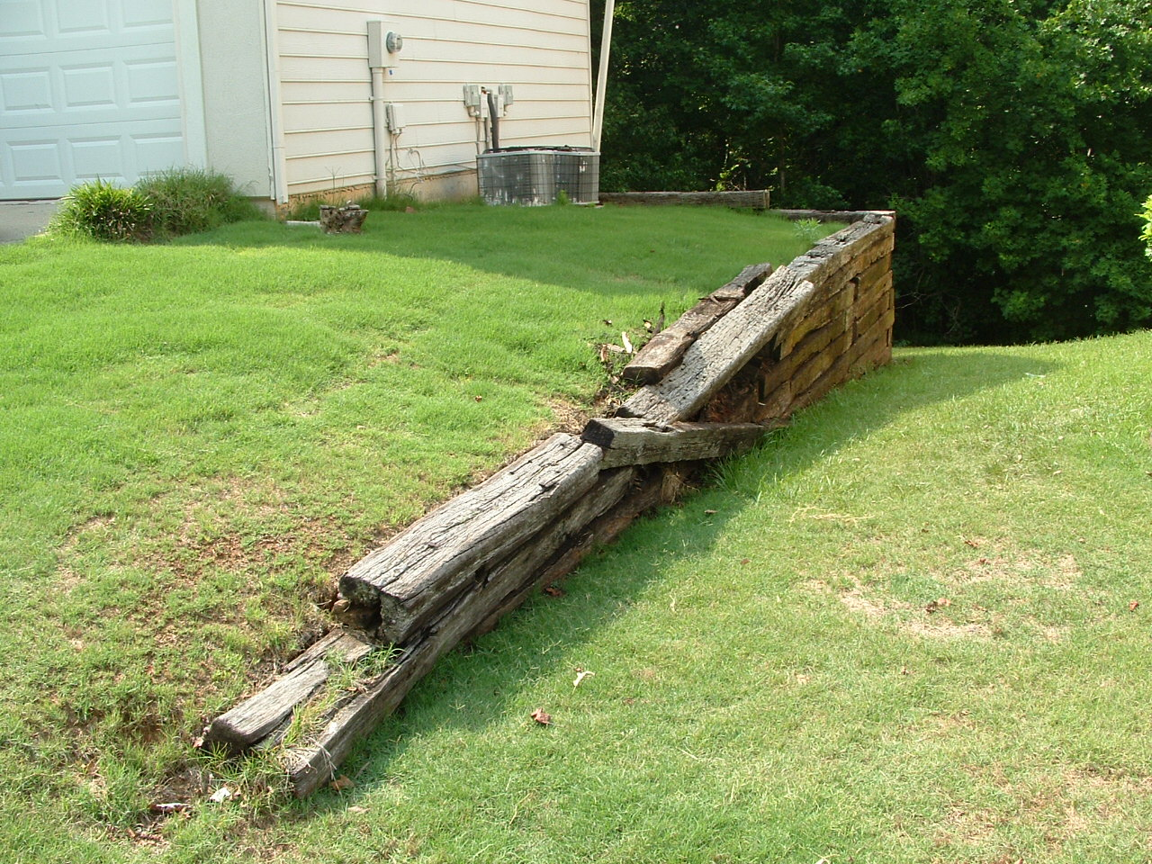 why we don t use railroad ties why we don t use railroad ties