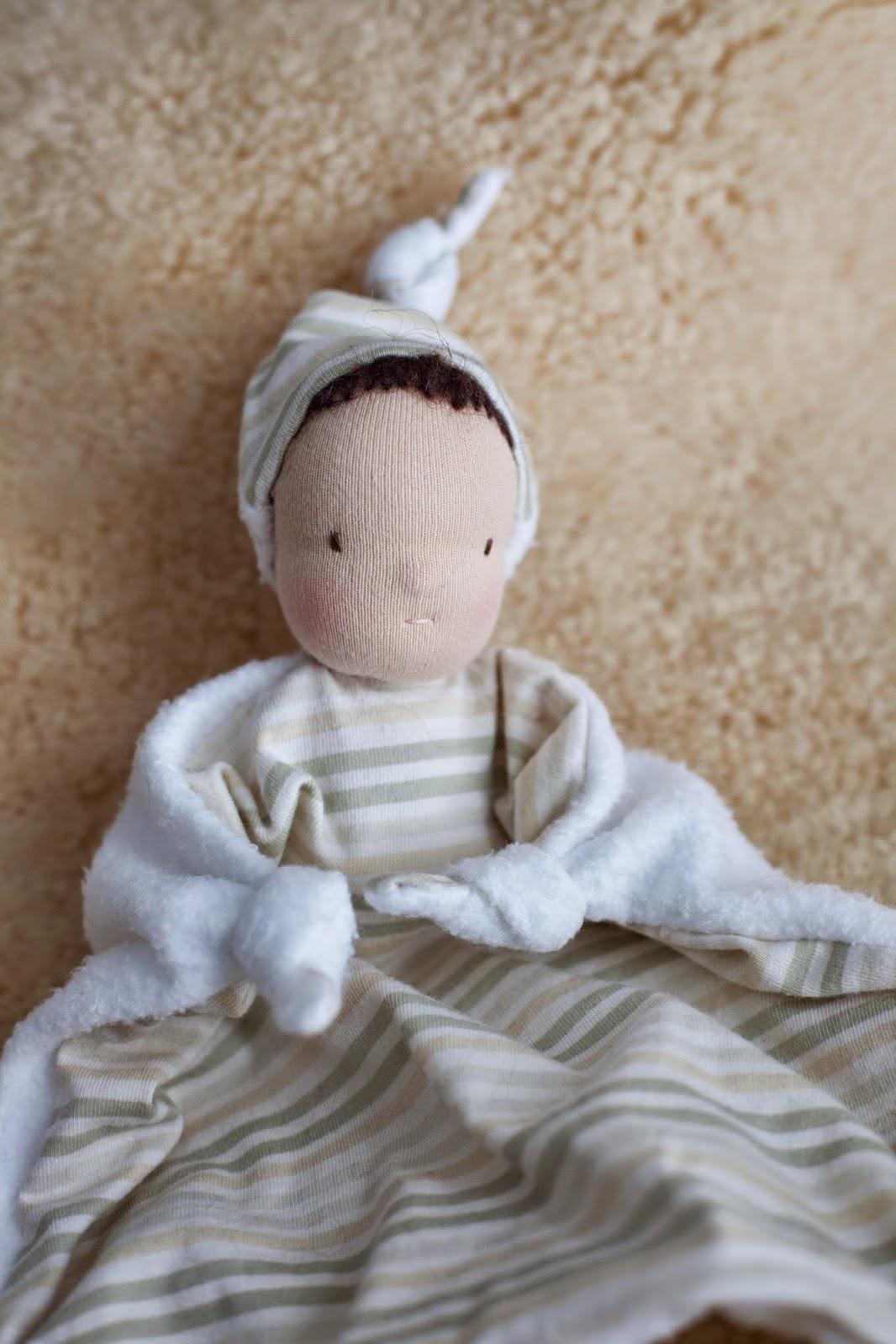 UNLIKELY: Waldorf Blanket Doll