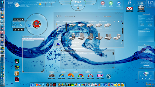 Israr computers windows 7 full glass theme plus applications free windows 7 full glass theme plus applications free download gumiabroncs Gallery