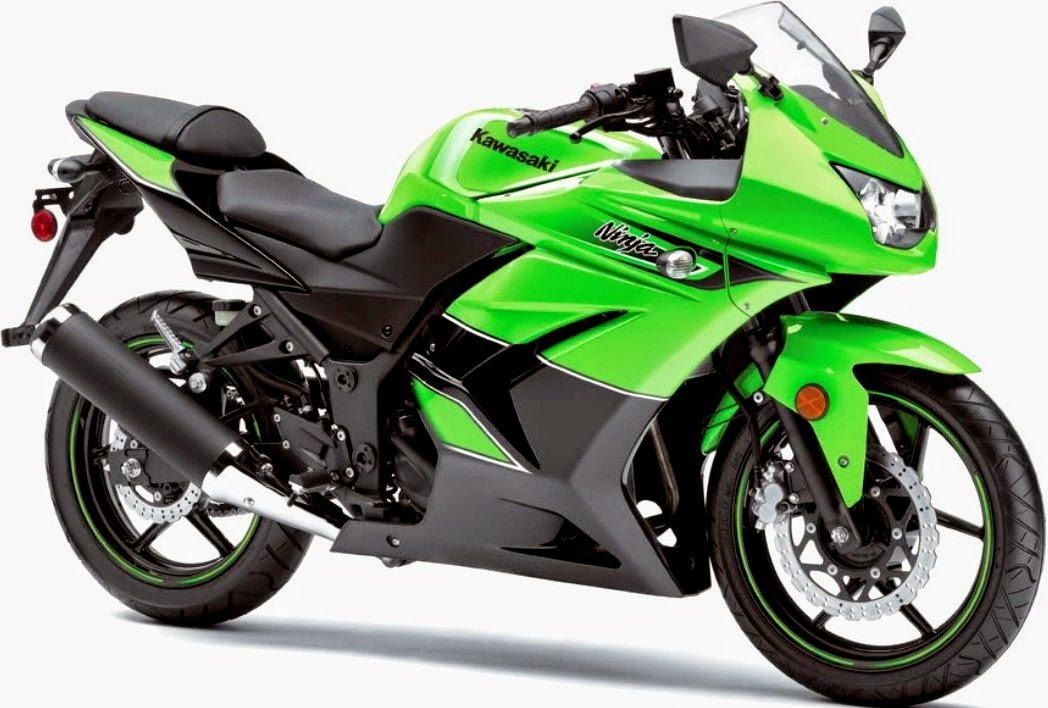 Foto Kawasaki Ninja RR 2014 vs Yamaha R15 vs Honda CBR150R Harga Spesifikasi