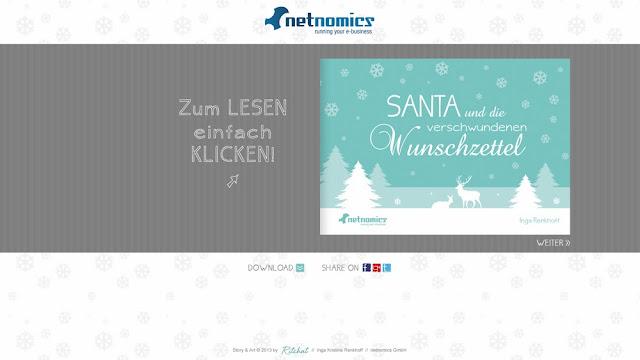 Santa und die verschwundenen Wunschzettel online lesen