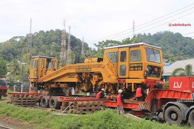 tambahan armada baru kereta api sumatra barat