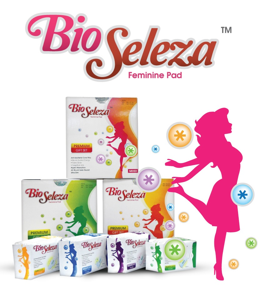 BIO SELEZA PAD FEMININ