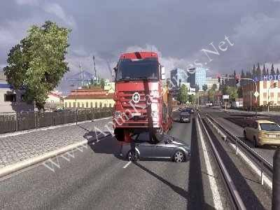 euro truck simulator 2010 full game+free  free