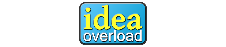 Idea Overload blog - Real life examples of new ideas