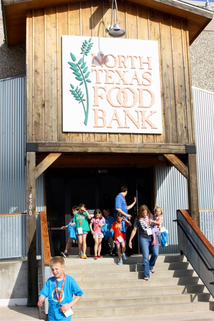 Tarrant County Food Bank Volunteer Opportunities