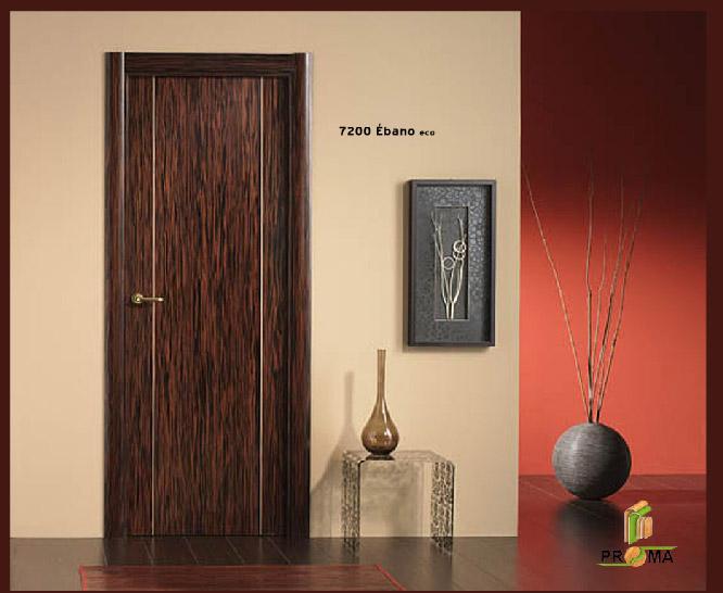 Puerta 7200 en bano eco de la serie vega puertas proma for Puerta 8500 proma