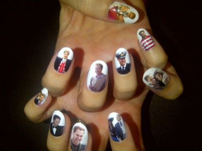 Katy Perry Nails