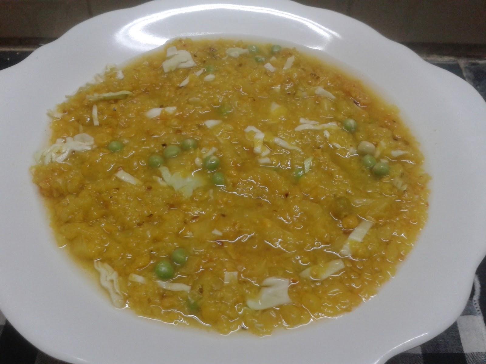 Char Dal Ni Khichdi