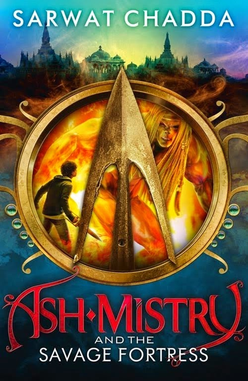 Ash Mistry -UK Edition