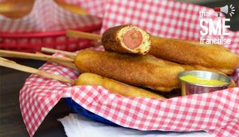 สูตรทำขนม แจกฟรี หารายได้เสริม ขายของกินตลาดนัด วิธีทำคอร์นด็อก
