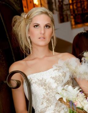 Bridal make up- after