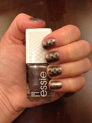 Essie, Essie nail polish, Essie nail lacquer, Essie Lil' Boa Peep, Essie Repstyle Collection, Essie Repstyle Collection Lil' Boa Peep, Essie manicure, nail, nails, nail polish, polish, lacquer, nail lacquer, mani, manicure, magnetic nail polish, Essie magnetic nail polish