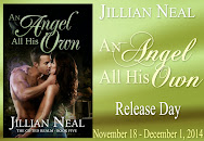 Jillian Neal's AN ANGEL ALL HIS OWN Release Day Launch