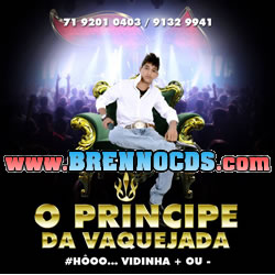 O Príncipe Da Vaquejada - CD 2014