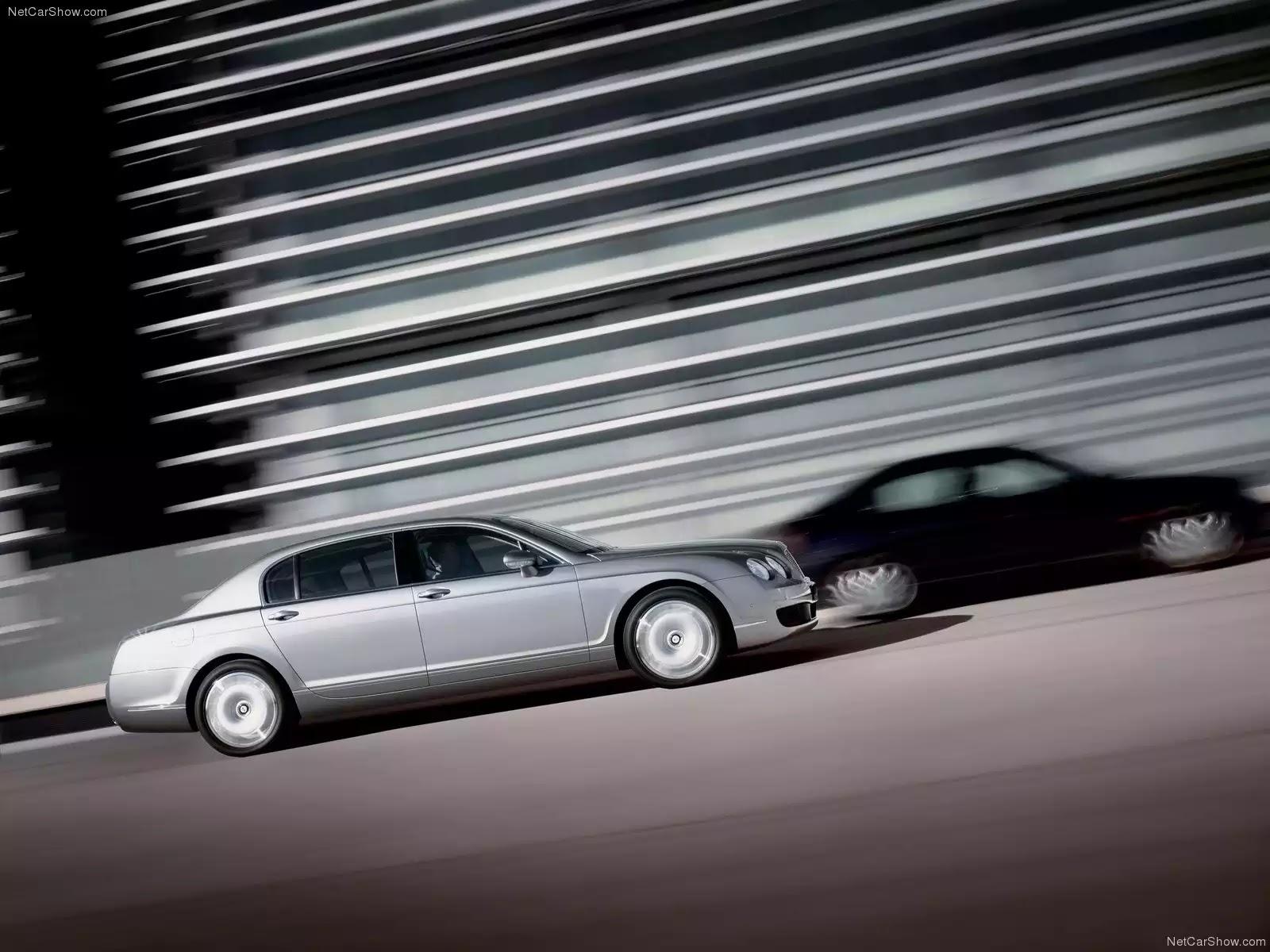 Hình ảnh xe ô tô Bentley Continental Flying Spur 2005 & nội ngoại thất