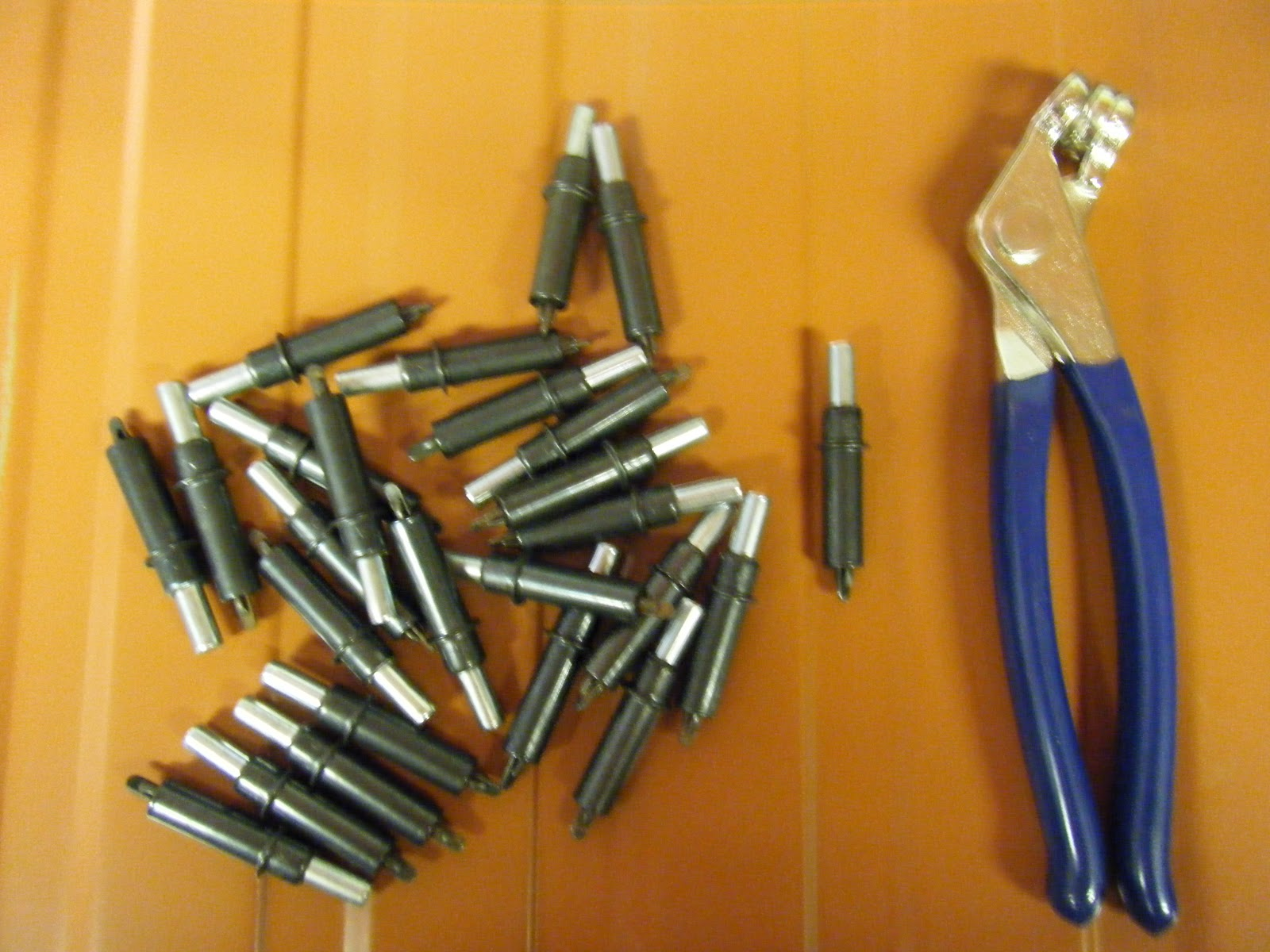 PNEUMATIC CLECO INSTALLATION TOOL from Aircraft Spruce
