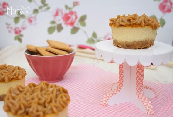 Ricetta di cheesecake di dulce de leche