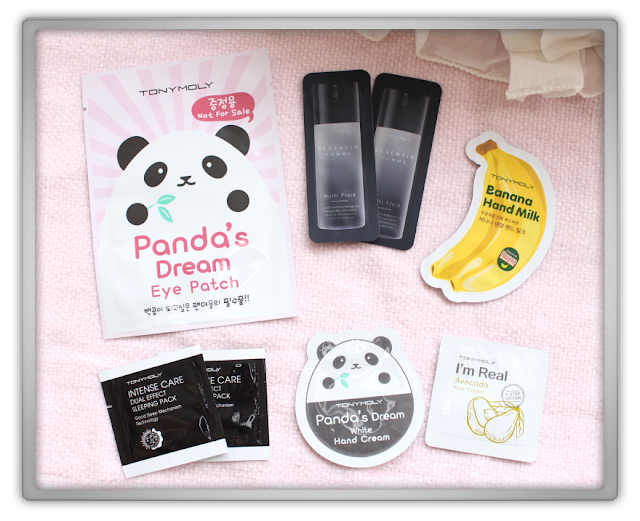 Beautynet Korea Secret Key Etude House Haul Review beauty blogger free samples gift