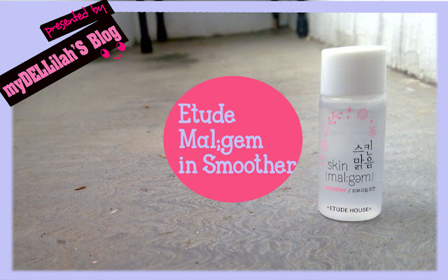 Etude Skin Malgem Smoother in 5 ml (Exfoliation - For Trouble Prone))