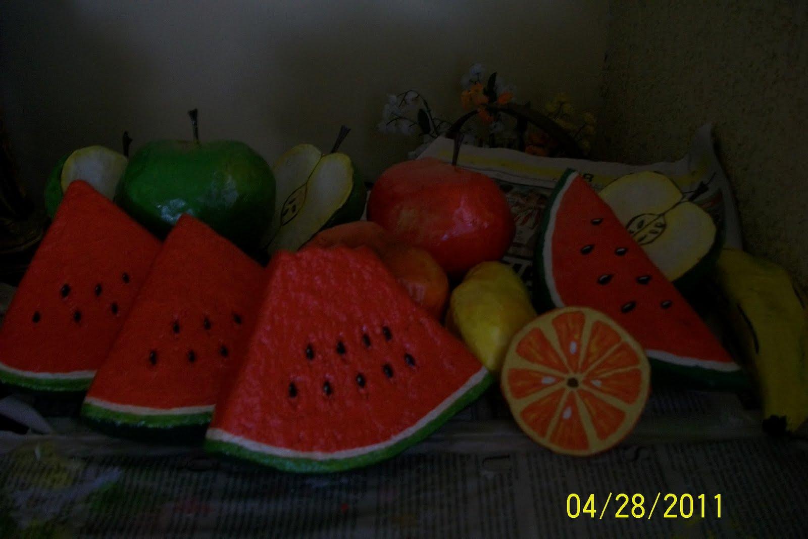 Frutas como reales.... 100_0640