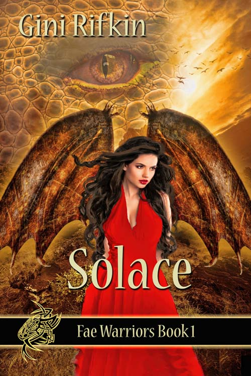 SOLACE: FAE WARRIORS book 3
