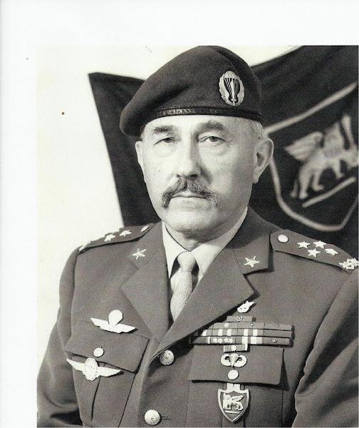 Generale Alberto Li Gobbi primo Presidente della Associazione