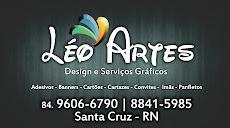 LÉO ARTES: DESIGN E SERVIÇOS GRÁFICOS