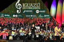 Enrique Diemecke en Iguazú en Concierto 2018