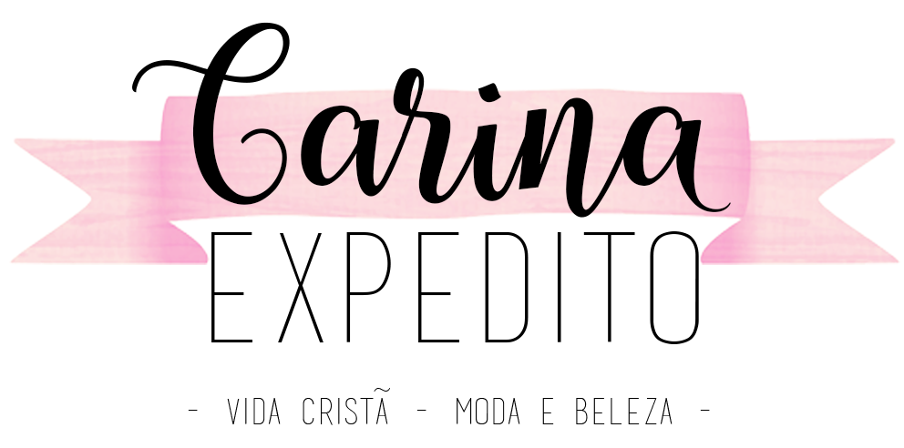 Carina Expedito | Blog Cristão