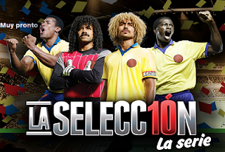 La seleccion la serie del futbol colombiano del canal caracol