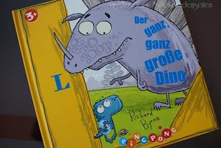 """Richard Byrne """"Der ganz, ganz grosse Dino"""""""
