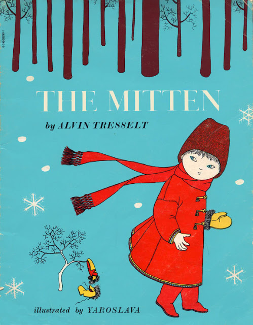 Teacher without a Class: The Mitten: The Animals
