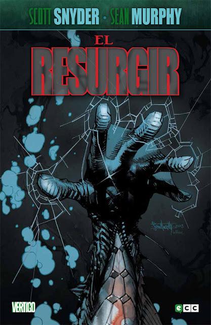 El resurgir comics ecc snyder