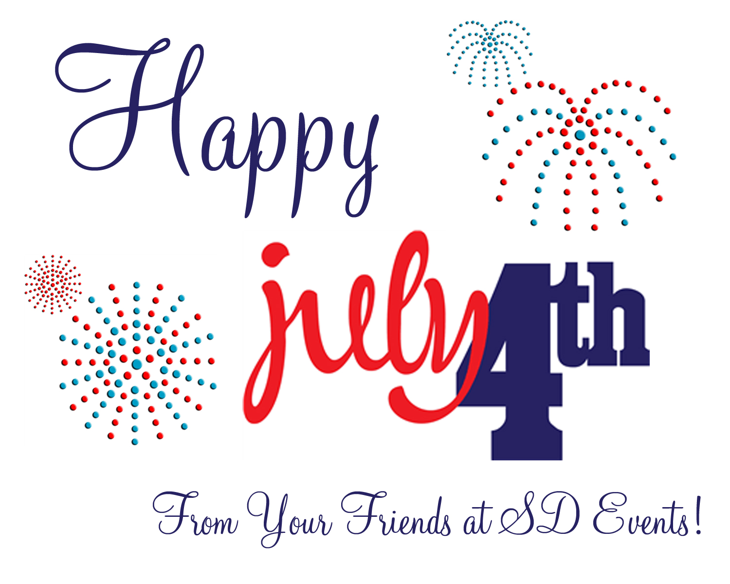 Sd Events Five Easy 4th Of July Entertaining Tips