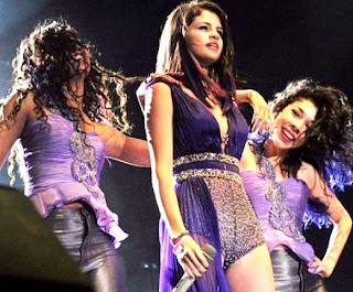 Selena Gómez en concierto (Perú 2012)