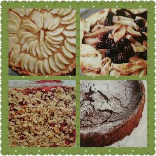 Guilt Free Baking collage 2
