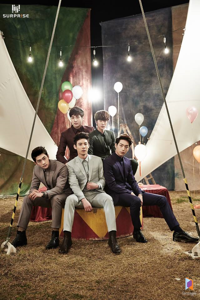 5urprise Korean Boy Group