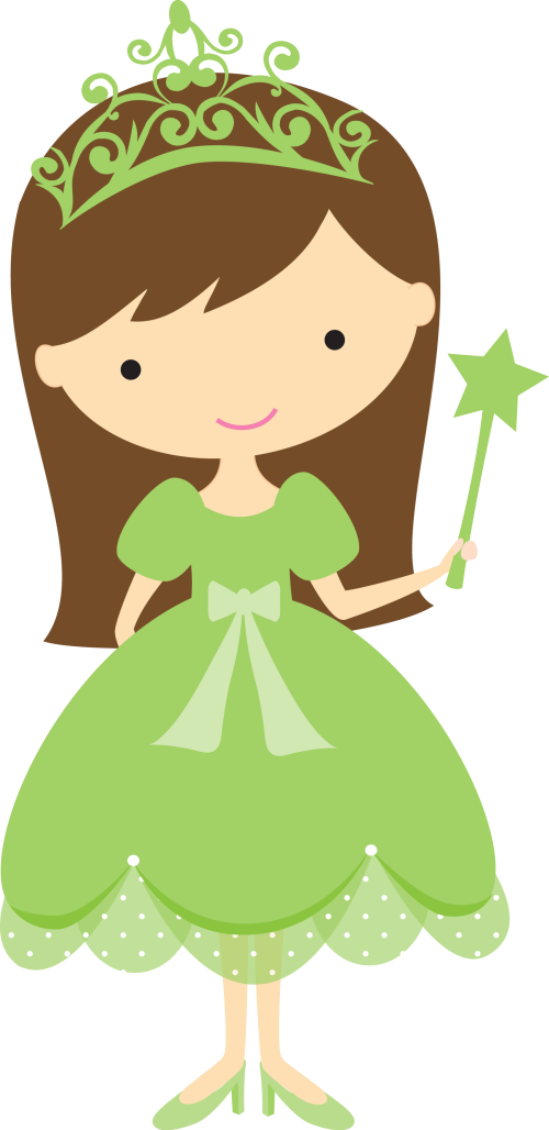 clipart of princess - photo #31