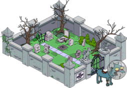 Pet Cemetary + Clawing Zombie